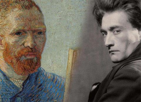 CP Van Gogh - Artaud